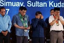 Bağımsızlık seçimlerine günler kala Moro Müslümanlarından bağlılık açıklaması