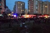 Çekmeköy'de site içine askeri helikopter düştü, 4 şehit
