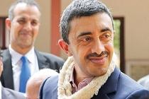 Nahyan, Iraklı mevkidaşı ile bölgesel gelişmeleri görüştü