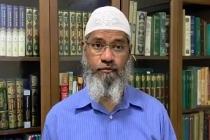 Din adamı Dr. Zakir Naik, kırmızı bülten talebini reddeden İnterpol'e teşekkür etti