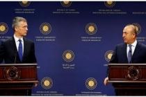 Bakan Çavuşoğlu, NATO Genel Sekreteri ile görüştü