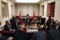 CHP Genel Başkanı Kılıçdaroğlu kurmayları ile bir araya geldi