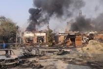 Mezarlıklar yıkıldı, dükkanlar ateşe verildi, ancak Delhi polisi kayıp