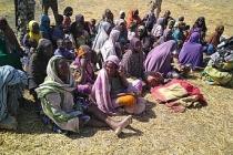 72 kadın ve çocuk örgütün elinden kurtarıldı