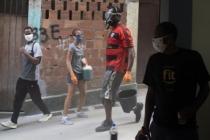Brezilya'da son 24 saatte Kovid-19 nedeniyle 751 kişi öldü