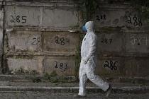Brezilya'da son 24 saatte Kovid-19 nedeniyle 263 kişi öldü
