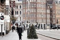 Hollanda'da can kaybı 5 bin 822'ye yükseldi