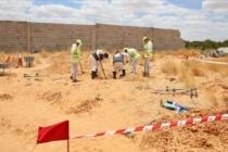 Libya'nın Terhune şehrinde bulunan toplu mezarlara ilişkin sanık listesi oluşturuldu