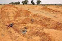 Libya'da toplu mezarlardan 23 günde 208 ceset çıkarıldı