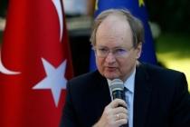 AB Türkiye Delegasyonu Başkanı Berger: Doğalgaz kaynaklarının bulunması ekonomiye katkıda bulunacaktır