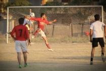 Barış Pınarı Harekatı bölgesinde gençler sporla sosyalleşiyor