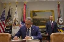 Irak Başbakanı, ABD ile güçlerinin ülke dışına çıkarılması için anlaştıklarını bildirdi