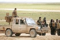 İran destekli terörist gruplardan İdlib'de cephe hattına takviye