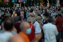 İspanya'da Kovid-19 vakalarında hafta sonunda büyük artış yaşandı
