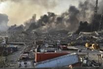 Lübnan Hizbullahından Beyrut'taki patlama sonrası 'dayanışma' çağrısı