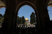 Mescid-i Aksa'daki Filistinlilere: Harem-i Şerif'e sık gelin