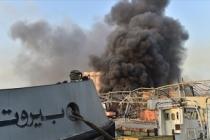 Patlamayla sarsılan Lübnan'a bölge ülkelerinden yardım teklifleri geliyor