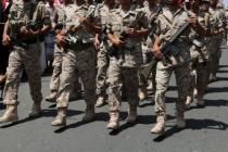 Yemen ordusu, BAE destekli isyancı askerlere karşı operasyon başlattı