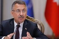 Cumhurbaşkanı Yardımcısı Oktay'dan ABD'ye 'Rum' tepkisi