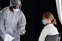 Fransa'da son 24 saatte 6 bin 544 Kovid-19 vakası tespit edildi