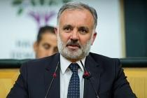 HDP'li Kars Belediye Başkanı Ayhan Bilgen'den istifa kararı