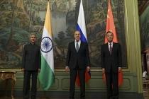 Hindistan ve Çin Rusya'daki ŞİÖ toplantısında arayı düzeltti