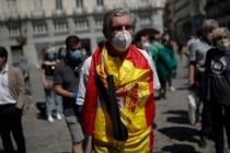 İspanya'da Kovid-19 vakalarındaki artış devam ediyor