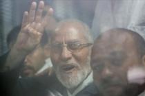 Mısır'da İhvan liderine müebbet hapis cezası verildi