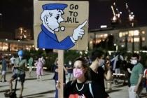 İsrail'de Netanyahu'nun istifası talebiyle gösteriler sürüyor
