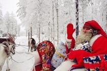 Noel Baba virüs dağıttı