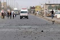 Bağdat'ta patlama! Ölen ve yararlananlar var
