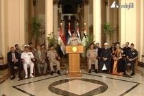 Baradey'den geciken itiraf: Mübarek rejimi duruyor!