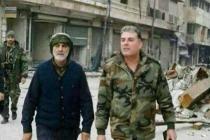 Kasım Süleymani Halep'te