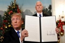 Trump'ın Kudüs kararında Evanjeliklerin rolü | ANALİZ