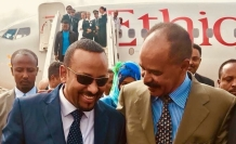 Etiyopya ve Eritre 20 yıl sonra yeniden...