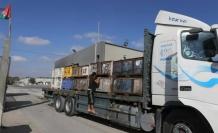 İsrail'den Gazze'ye gaz ve yakıt girişi yasağı