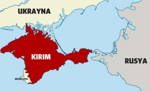 Kırım'ın yeraltı kaynaklarında söz hakkı Rusya'ya geçti