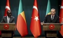 Başkan Erdoğan'dan Benin'e FETÖ uyarısı