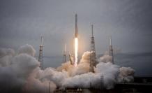 Çin özel üretim rokette çuvalladı