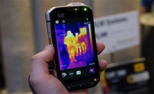 Dünyanın ilk termal kameralı telefonu: CAT S60
