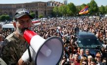 Ermenistan'da sandıklar kuruldu