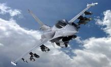 Bulgaristan'dan F-16 hamlesi