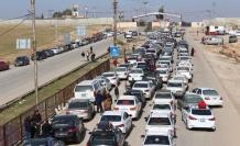 Cabir-Nasip sınır kapısında geçiş sıkıntısı