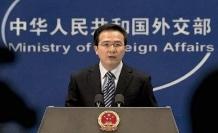 Çin'den Türkiye'nin 'Abdurehim Heyit'  açıklamasına yanıt
