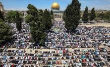 Filistinli alimlerden 'Yüzyılın Anlaşması'na karşı Filistin halkına destek çağrısı
