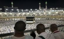 3 milyon Müslüman ihramdan çıktı