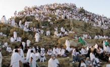 Kutsal topraklarda Arafat Vakfesi heyecanı