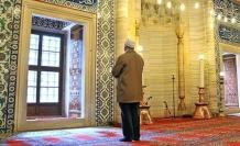 Diyanet İşleri Başkanı Erbaş'tan teravih namazı açıklaması