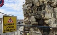 Sinop'ta 2 bin 500 yıllık tarihi surların etrafındaki binalar yıkılacak