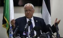 Filistin Kurtuluş Örgütü Genel Sekreteri Ureykat'tan BAE'ye sert tepki